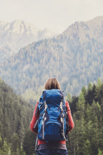 Cover image for Ch.1 - Backpacking